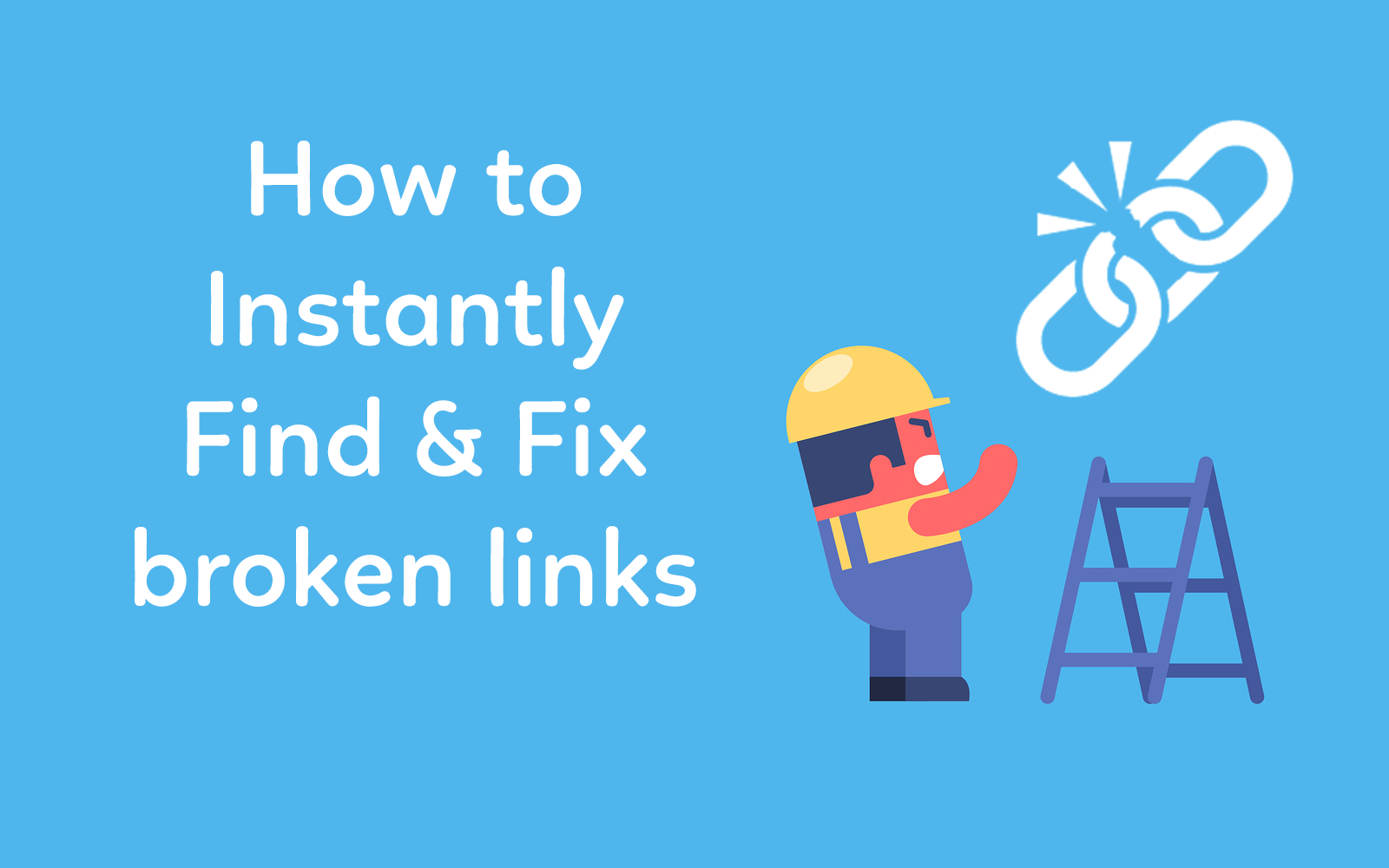 broken links