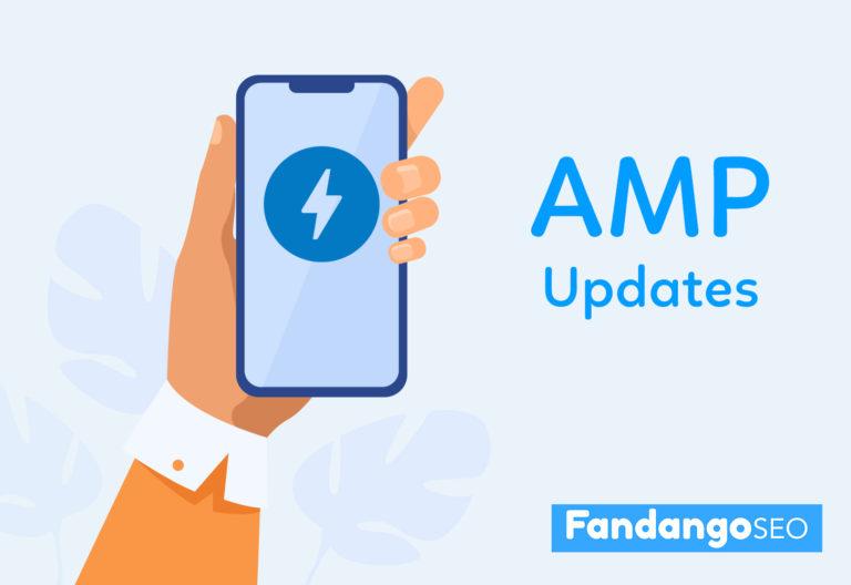 AMP updates