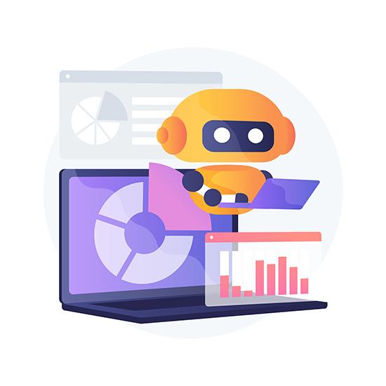 Bot analyzing